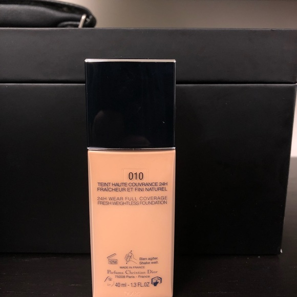dde3209c3f0 Dior Other - DiorSkin Forever Undercover Foundation Shade 010